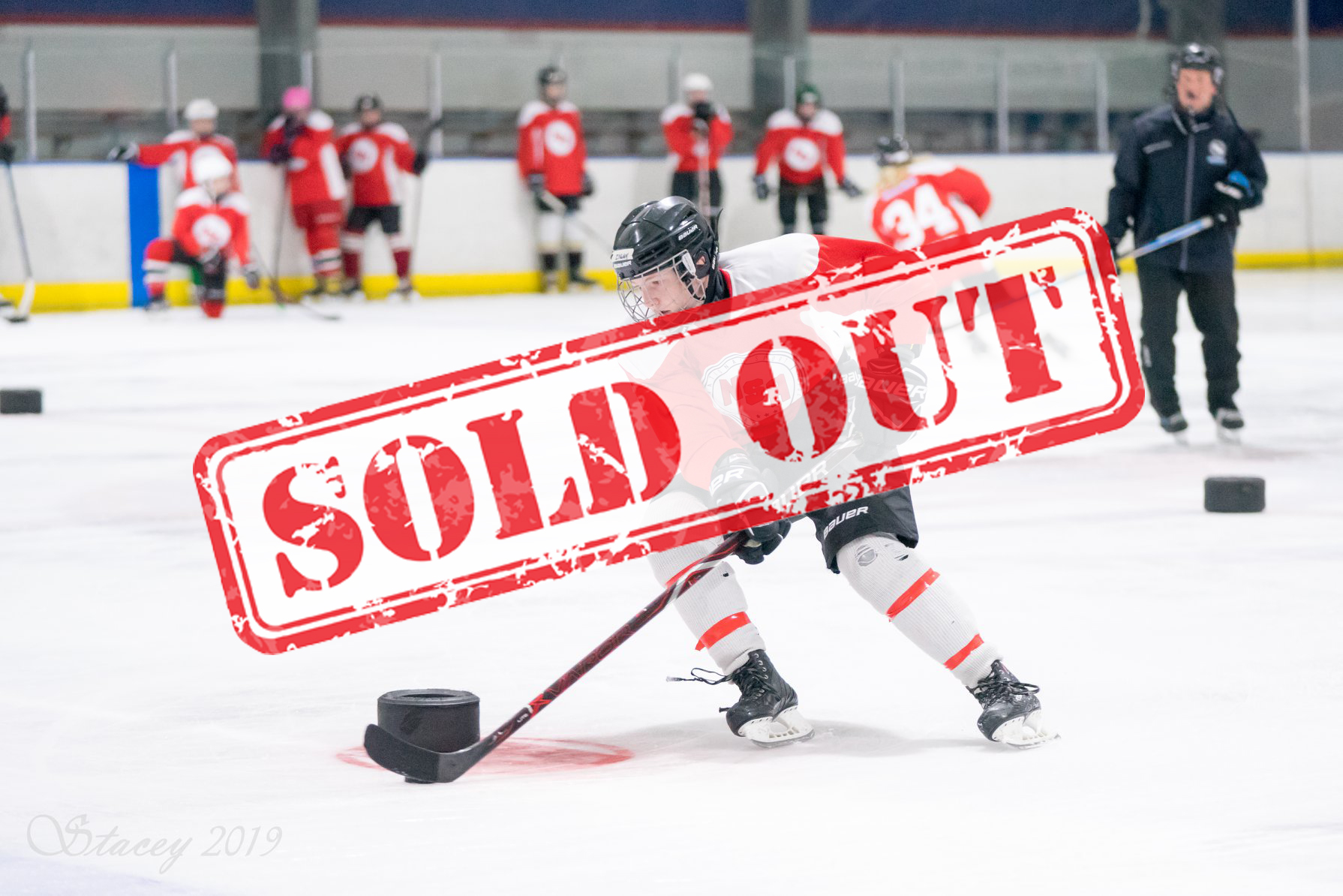 School Hockey Days - Sold Out